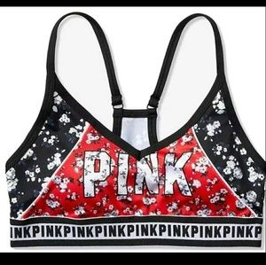 Victoria's Secret Pink sports bra Ultimate top